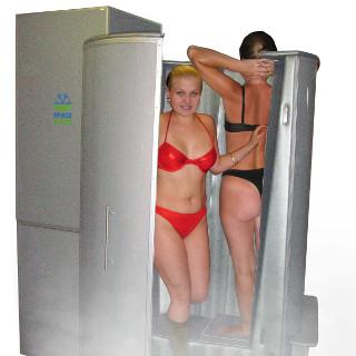 Parní sauna praha
